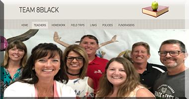 Team 8 Black