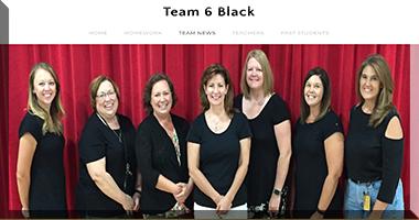 Team 6 Black